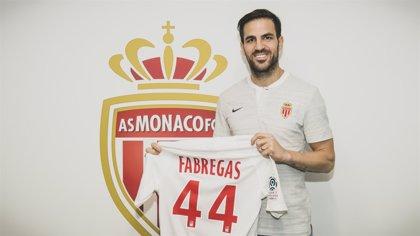 Cesc Fàbregas deja el Chelsea para reunirse con su amigo Henry en el Mónaco