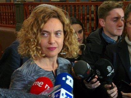 """Batet pide a los independentistas que decidan su voto a los Presupuestos """"en función del contenido"""""""