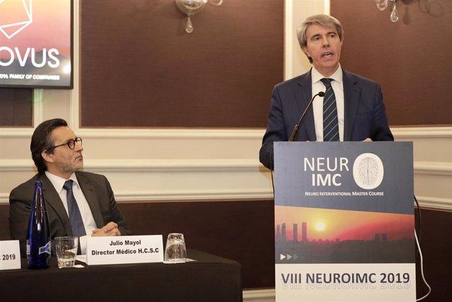 Inauguración del 'VIII Neuro International Master Course' sobre neurorradiología