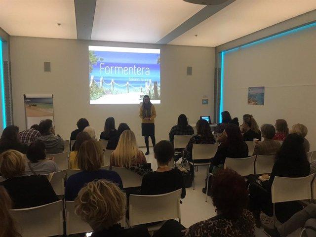 Foto de la promoción de Formentera en Holanda