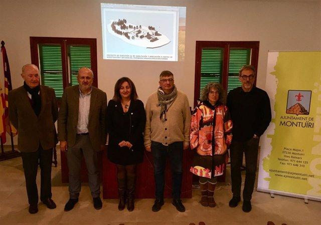Presentación del proyecto de nuevo centro de son Fornés