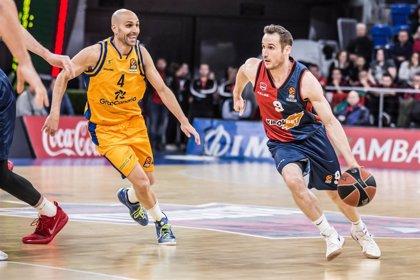 Baskonia da un paso al frente para jugar los 'play-offs'