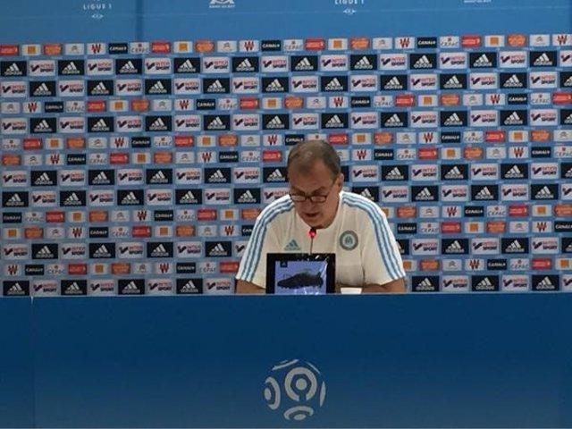 Marcelo Bielsa presenta su dimisión en el Olympique de Marsella tras la primera