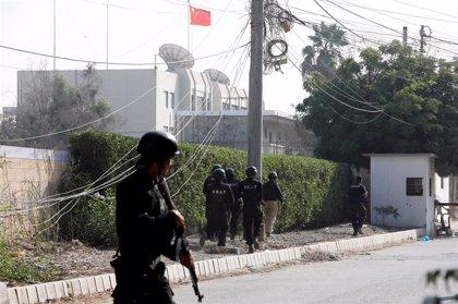 Pakistán acusa a India de estar detrás del atentado en noviembre contra el consulado de China en Karachi