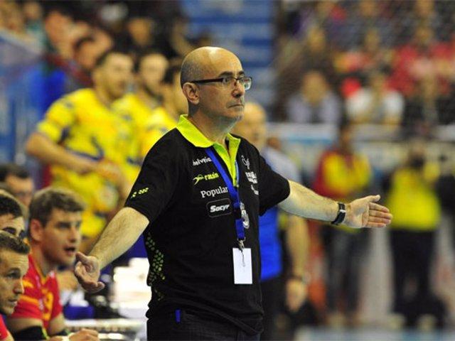 Jordi Ribera selección española balonmano España