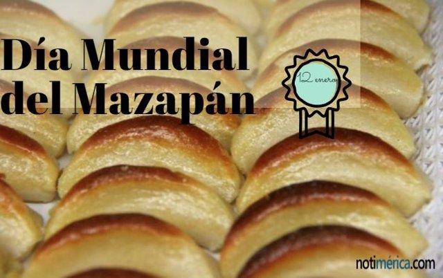 DÍA DEL MAZAPÁN
