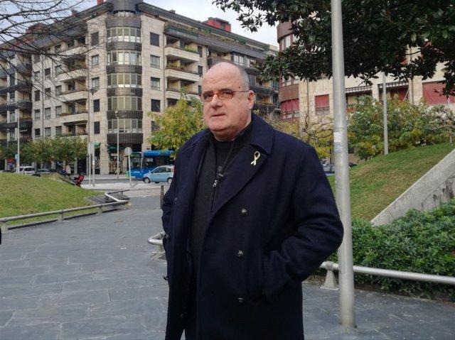 Joseba Egibar,en foto de archivo