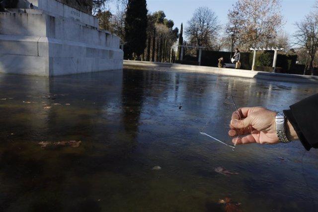 Frío en la Península Ibérica