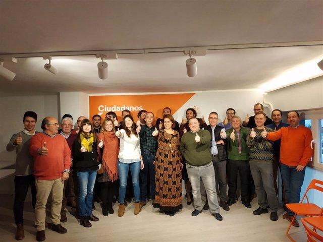 Reunión CS LA RIOJA