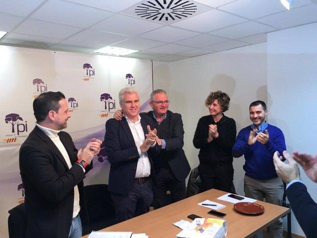 El candidat del Pi a Cort, Josep Melià