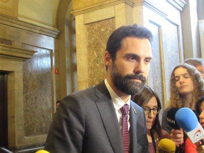 """Torrent demana a Sánchez """"moviments polítics"""" cap a Catalunya per donar suport als PGE"""