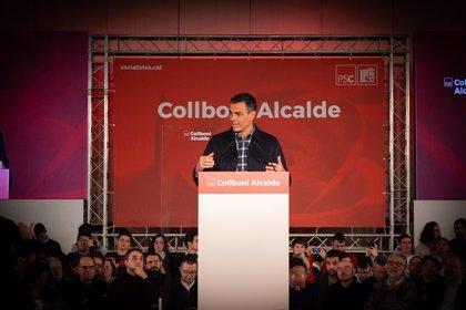 """Sánchez, al Govern: """"Ho sento, senyors independentistes, vostès no tenen la majoria social"""""""