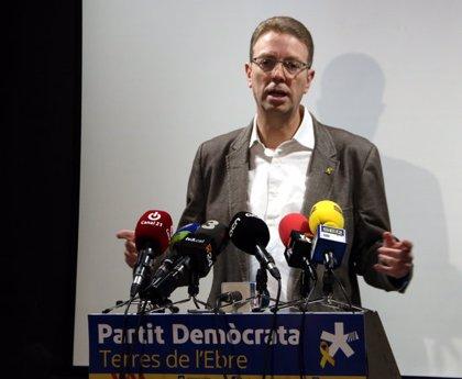 """El PDeCAT creu no es pot """"apel·lar al vot favorable dels pressupostos"""" per les """"inversions incomplides a Catalunya"""""""