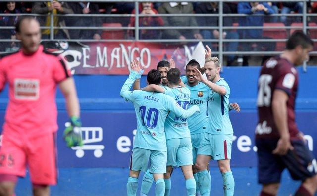 Eibar FC Barcelona