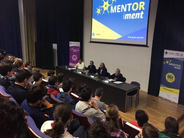 Presentació del programa 'MENTORiment'