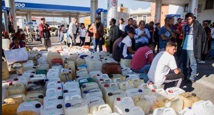 La actividad del mercado mayorista más grande de Iberomérica cae por la falta de gasolina en México