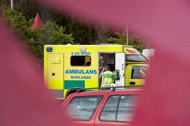 Ambulancia en Suecia