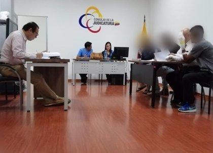 Procesado por secuestro el administrador de la clínica de Ecuador incendiada en la que murieron 18 personas