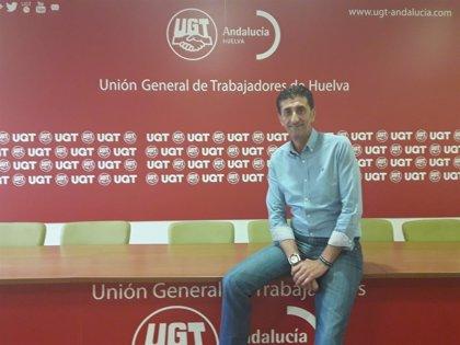 """UGT cree que Huelva necesita """"un plus de inversión"""" al ser """"la peor situada en cuanto precariedad y desempleo"""""""