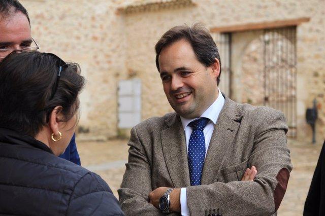 Presidente del PP, Paco Núñez