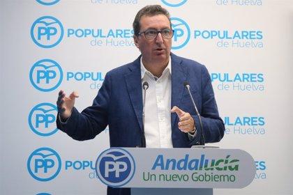 """González (PP) dice que su objetivo es """"dignificar la sanidad de Huelva"""" sobre la que """"hay mucho por hacer"""""""