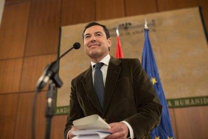 """Moreno (PP-A) asegura que Andalucía """"va a ser ejemplo en España de la regeneración ética y democrática"""""""