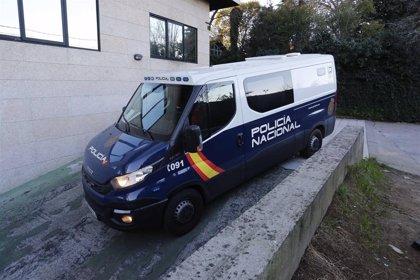 Pasa a disposición judicial el presunto parricida de Sárdoma (Vigo)
