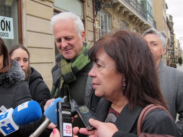 Cristina Narbona En Logroño