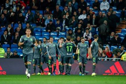 Real Sociedad y Espanyol enfrentan sus reacciones en Anoeta