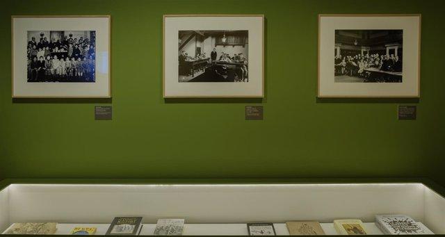 [Grupocultura] Nota Y Fotos: La Comunidad Expone La Riqueza Bibliográfica Y Artí