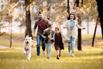 ¿Cuánto tiempo pasan las familias con sus hijos?