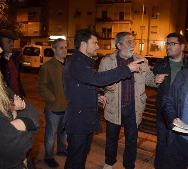 [Sevilla] Nota Y Foto Visita Rosaleda