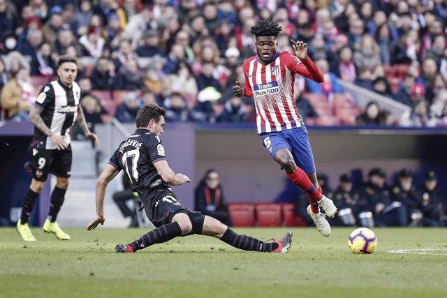 Spain Primera Division - Atletico de Madrid vs Levante