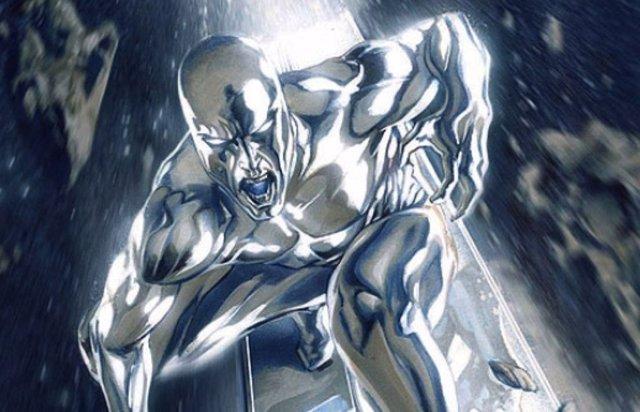 Silver Surfer (Estela Plateada)