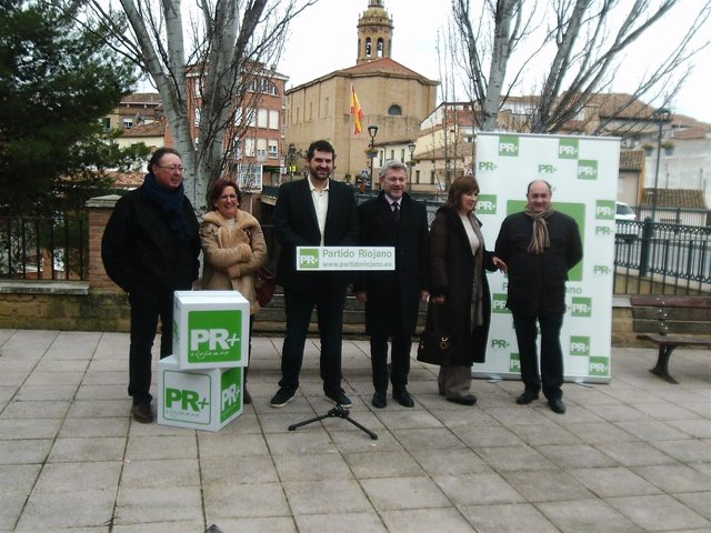 Np Presentación Candidato Pr Alcaldia De Cenicero