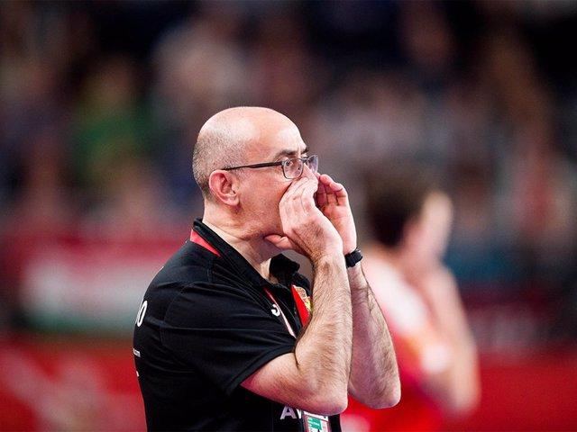 Jordi Ribera, seleccionador español de balonmano