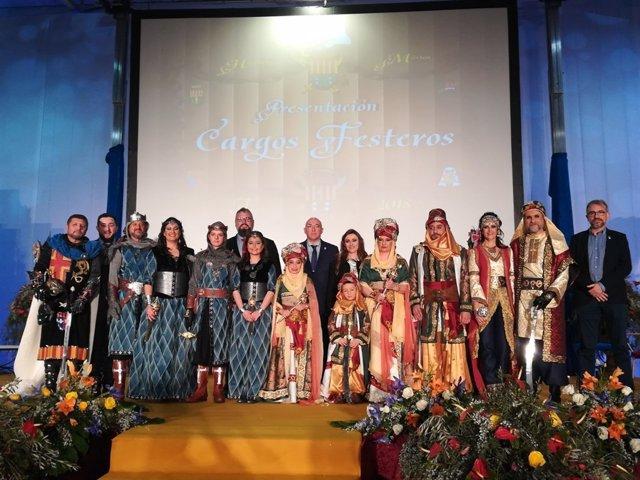 Moros y Cristianos de Sant Vicent cierran la puerta a las mujeres como Capitán