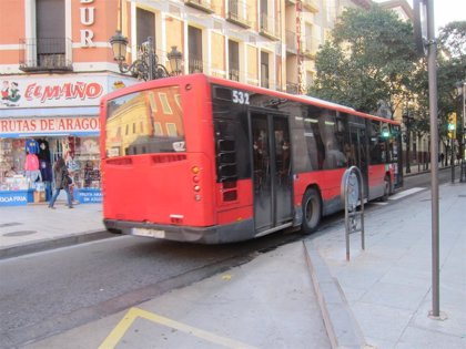 Los usuarios de autobús urbano bajan un 4,2% en noviembre de 2018 en Extremadura y se sitúa en 1,02 millones