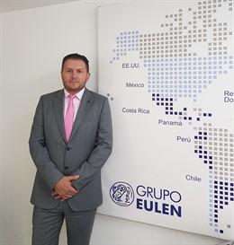 Carlos Quintero, gerente general del Grupo Eulen