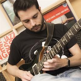 Carlos Morales, impulsor del disco 'Disorders'