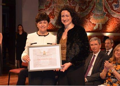 El Virgen del Rocío de Sevilla recoge el Premio de Fundación Avedis Donabedian por su responsabilidad social corporativa