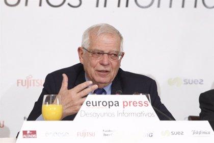 Borrell admet que podrien prorrogar-se els terminis del Brexit però creu que el límit seran les eleccions europees