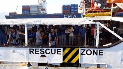 El Govern espanyol impedeix a l'Open Arms sortir a una missió de rescat