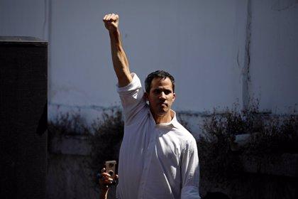 """La UE insta a Caracas a garantizar """"libertad e integridad física"""" de Guaidó tras su detención """"arbitraria"""""""