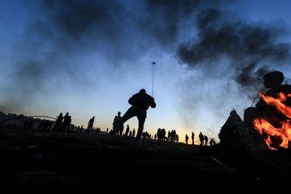 Muere un adolescente palestino herido en las protestas del viernes en Gaza