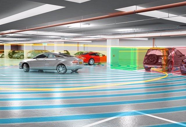 """Continental lanza una nueva plataforma digital para el estacionamiento """"intelige"""