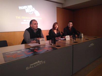 Pamplona Negra llega la próxima semana con rutas literarias, una cita con la gastronomía y un taller de criminología