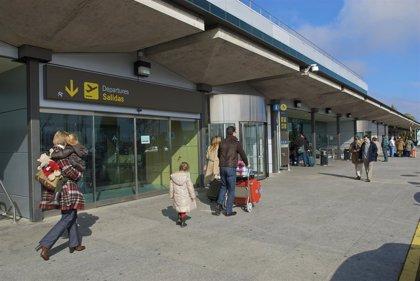 Los aeropuertos de Burgos, León y Valladolid ganaron viajeros durante 2018