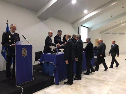 El Cuerpo Nacional de Policía en Asturias conmemora el 195 aniversario de su creación