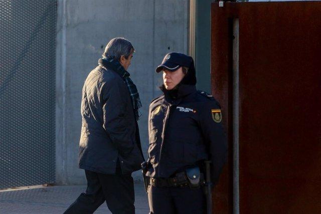 Francisco Álvarez-Cascos declara por los presuntos sobornos de la trama Gürtel a